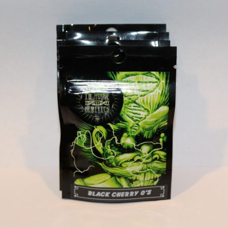 black cherry o's seed pack in-house genetics