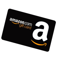 Pay for your seed purchase with and Amazon gift card.