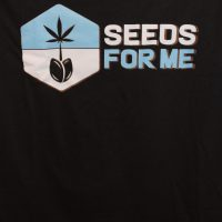 seeds for me blue and white hexagon logo