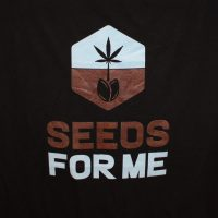 cannabis logo tshirt