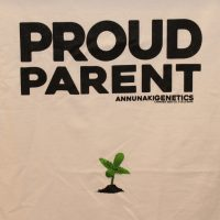 proud parent marijuana tshirt