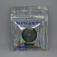 Dynasty Genetics Ocelot mmj seed packaging