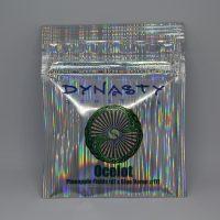 Dynasty Genetics Ocelot mmj seed packaging