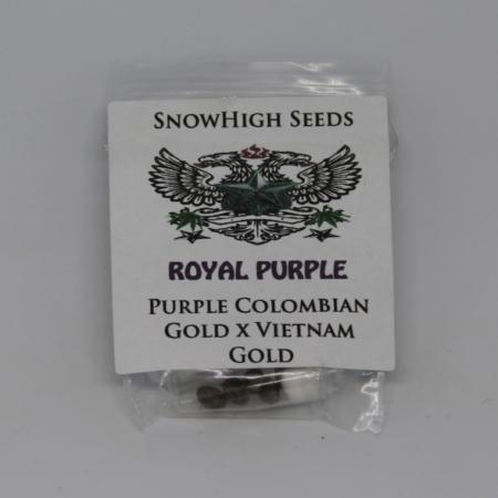 Royal Purple Marijuana seeds