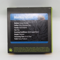 monkey mints seeds exotic genetics