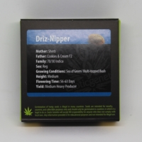 Driz Nipper Seeds Exotic Genetix