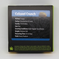 colonel crunch seeds exotic genetix