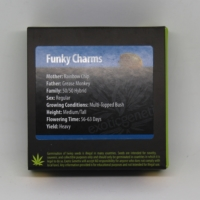Funky Charms cannabis seeds Exotic Genetics