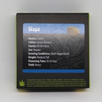 Slapz cannabis seeds Exotic Genetics