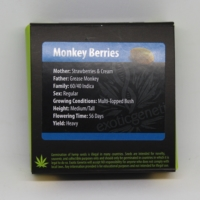 Monkey Berries Exotic Genetix