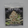 mr e pupil mass medical strains cannabis seed packaging