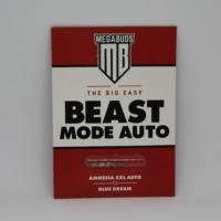 beast mode autoflowering cannabis seed variety
