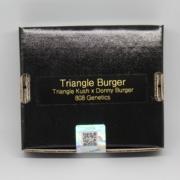 Triangle Burgers marijuana seeds from 808 Genetics