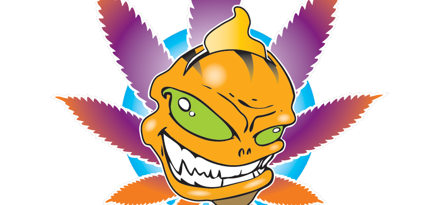 deadpanhead logo cannabis seeds