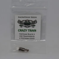 Crazy Train cannabis hybrid