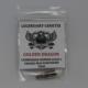 Golden Dragon cannabis seeds bred by snow high genetix