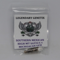 southern mexican high mt sativa seeds