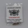 Tangerine Sky cannabis seed pack snow high seeds