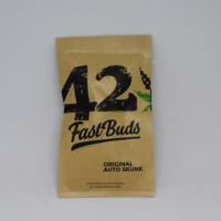 skunk fast buds auto marijuana seeds
