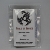 world of spores microscopy kit